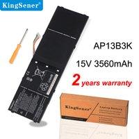 KingSener AP13B3K Laptop Battery for Acer Aspire V5 R7 V7 V5-572G V5-573G V5-472G V5-473G V5-552G M5-583P V5-572P R7-571 AP13B8K