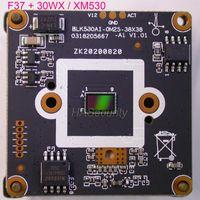 "Kameralar H.265 AI 1080P 1/3 ""SOI F37 CMOS Sensörü + 30WX (XM530 / IPC530) CCTV IP Kamera PCB Kurulu Modülü (İsteğe Bağlı Parçalar)"
