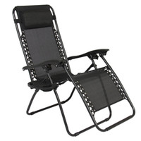 [US- W]2pcs Plum Blossom Lock Portable Folding Chairs with Sa...