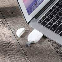 صغيرة محمولة USB شاحن سريع المغناطيسي لiWatch انخفاض درجة الحرارة محطة شحن حوض المباراة الذكية مع أبل ووتش