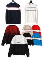 국제 신제품 고귀한 소프트 편지 스웨터 하이 엔드 패션 따뜻한 캐시미어 스웨터 스포츠웨어 고품질 코트 셔츠 까마귀