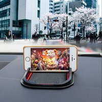 Tapis antidérapant pour téléphone portable Accès de voiture Design plus épais de la base en PVC, design antidérapant, design tactile doux, matériau respectueux de l'environnement