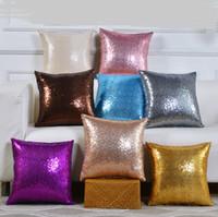 cores novo estilo deslumbrantes Pillow Caixa colorida venda Almofada casa fronha Início Sofá Decor Car