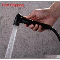 ORB-Toiletten-Bidet-Spray-Hot Cold Mixer-Ventil mit Schlauch, Handheld-Bidet, tragbare Hand gehalten Jllrmp Insyard