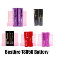 Authentische BestFire BMR IMR 18650 Batterie 2500mAh 3000mAh 3100mAh 3200mAh 3500mAh Wiederaufladbare Lithium Vape Mod Batterie 30A 35A 40A Entlastung
