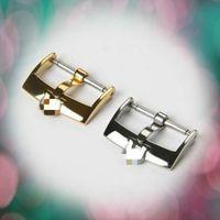 Nouvelle montre de marque boucle remplacement papillon Omega 316 bracelet en acier en acier inoxydable boucle 16/18/20 mm