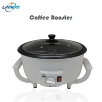 Granos de café Roaster Frijoles Máquina para hornear Granos de Cafia / Cacahuete / Semillas de girasol Máquina de tostado1