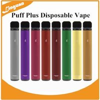 800Puffs Puff Inoltre monouso Dispositivo Pod Cartridge Kit 550mAh Battery 3.2mL pre-compilata Vape Pods Stick portatile bar vaporizzatore VS Puff