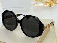 4395 Новый стиль net знаменитости мода дамы солнцезащитные очки очаровательное использование пластины полные очки солнцезащитные очки ультрафиолетовые защитные