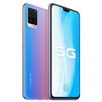 "Original vivo S7 5G Mobiltelefon 8 GB RAM 128 GB 256GB ROM Snapdragon 765g Octa Core 64.0mp AF NFC 4000mAh Android 6.44 ""Full Screen Fingerabdruck ID FACE WACK SMART Mobiltelefon"
