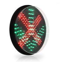 Diámetro 12 pulgada rojo Parada verde IT LED LED Module de señal de semáforo1