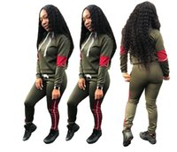2020 Autumn Women Two Piece Set Outfits Lady Tracksuits Spor...