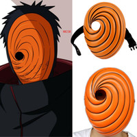 Creative Japanese Naruto Cartoon Mask Tobi Obito Naruto Ming...