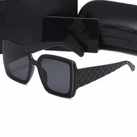 2021 جديد الفاخرة أعلى جودة الكلاسيكية الطيار نظارات مصمم ماركة أزياء رجالي إمرأة مربع نظارات الشمس النظارات العدسات الزجاج المعدنية 6612