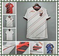 20/21 Maillots de Futbol Atletico Paranaense Futbol Forması 2021 Fabinho Jorginho Bissoli Pedrinho Ulusal Takım Futbol Gömlek Üniforma