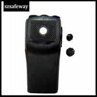 Walkie Talkie 20pcs / lot EP450 Caso di alloggiamento Custodia a due vie per Motorola Accessories1