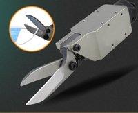 Ciseaux de pince à air pneumatique pour couteau en tissu en plastique, 2 couleurs d'air de cisailles de coupe en plastique d'air1