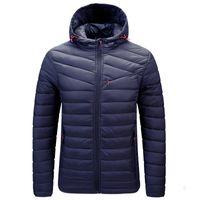 Erkek Kış Sıcak Açık Aşağı Ceket Sıcak Satış Moda WKLEAB