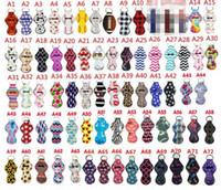 209 Colori di stampa del modello Chapstick Keychain del supporto Ragazze Chapstick Lipstick portachiavi per i favori di partito regalo di San Valentino Omaggio di Natale