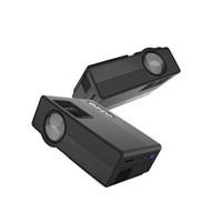 TWS M400 المحمولة البسيطة العارض 3D HD LED المسرح المنزلي السينما الإسقاط حجم 24-60 بوصة USB / AV / جهاز العرض السلكية
