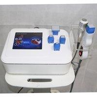 Портативное Rf подъемное оборудование 2 в 1 фракционном радиочастоте RF Radifrequency Skin Cool кожа затягивающая морщина для удаления морщин лица красота 5 советов