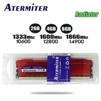 Rams 8GB DDR3 1600MHz 1866MHz 1333MHz Radiador Desktop PC DIMM Memoria RAM 240 PINES PARA INTEL AMD 6GB 4GB 8G 1866 1600 1333