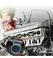 Automóvil Tubería de agua Abrazaderas Alicates Llave Tubo Alicates Herramientas de reparación de automóviles