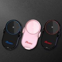 V30 Araba Kablosuz Şarj Tutucu Otomatik Yerçekimi Qi Kablosuz Araç Şarj Dağı Hızlı Şarj Telefon Tutucu