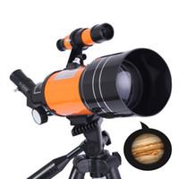 Freeshipping 150x HD المهنية التلسكوب الفلكي ليلة مساح عميق نجمة النجوم القمر عرض أحادي تلسكوب