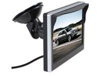 Nueva pantalla AV de 5 pulgadas HD Digital Un voltaje ancho 12-24V Universal Car Monitor1