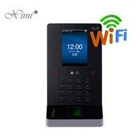 Presentazione del tempo di impronta digitale Biometrica e scheda RFID 125KHz Scheda Biometrica Employee Tracking System UF600 con scheda IC 13.56MHz1