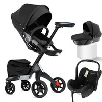 DSLAND Baby Stroller 3 in 1 High Land Scape Sitting Pram By ...