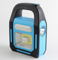 Portatile USB ricaricabile pannocchia solare lampada solare luce campeggio di emergenza lanterna torcia torcia telefono crawer power bank LED luce di lavoro