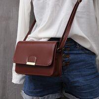 Women's Designer Luxury Handbag 2021 Fashion New High Quality PU Leather Women Handbags Shoulder Messenger Bag Bolso Mujer