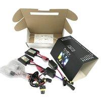 HID Xenon luzes Conversion Kit de Slim lastro 35W AC W / O CANBUS H10 9145 9140 H1 H4 H7 H11 9012 12000K