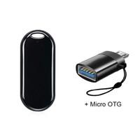 Enregistreur vocal de freeShipping Mini enregistrement activé Dictaphone micro audio sonore numérique professionnel lecteur flash secret