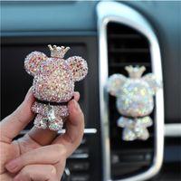 Aromatherape Diffusers Clip Cars Cars Air Outlet Creative Diamond-Create Creational Perfume Car Go