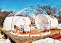 Aeor Garden Bubble Tienda de campaña Garden Igloo Tienda A la venta 3m / 4m / 5m Bubble Hotel Transparent Dome Tree