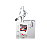 10600NM dalga boyu 45 / 60W RF CO2 fraksiyonel lazer vajinal sıkma makinesi, sıva deri ve vajinal sıkma beauyu ekipman