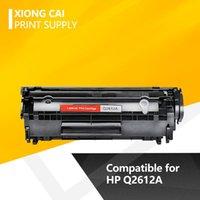 Inktcartridges voor compatibele cartridge Q2612A 2612A 12A Laserjet 1010 1012 1015 1018 1020 1022 3010 3015 3050 M1005 Printers