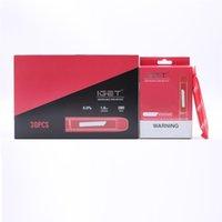 2021 Iget Janna Dispositif de cigarettes jetables de Janna 280MAH 1.6ml 450 Puffs Stick Stick Stick 16 Couleurs Option 100% ECIG Kit