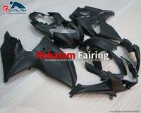 Body K9 GSXR1000 09 10 11 12 13 14 15 16 carenatura per suzuki GSX-R1000 Matte Black Black Fairings (stampaggio a iniezione)