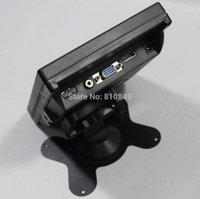 Módulos atacado-plástico caso para 7inch at070tn90 800 * 480 LCD HDMI + VGA + 2 Driver Board1