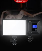 Großhandel L116T LED Video-Licht-ultra dünnen LCD-Bi-Color Dimmbare DSLR Studio LED-Licht-Lampe Panel für Kamera-DV-Camcorder