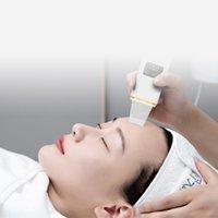 Microdermabrasion Skin Deep Cleannew Аккумуляторное ультразвуковое лицо скруббер для лица, отслаивающая лопатка для удаления черных отшелушающихся отшелушивающих поров