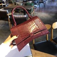 2021 Concepteurs de luxe Sacs à main Sacs de soirée Matériau en cuir Matériel Crocodile Mode Messenger Sac Sac à main de haute qualité Fashions