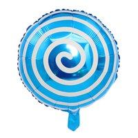 Алюминиевая фольга леденец на палочке ветрянка воздушный шар свадьба центральные украшения украшения воздушные шарики фестиваль атмосферы атмосферы воздушные шары горячие продажи 0 38LQ F2