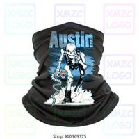 Vintage Nadir Taş Soğuk Steve Austin Bandana 1998 WWF Kafa Eşarp Bandana Boyun Isıtıcı Kadın Erkek1