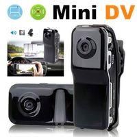 Высокого разрешения MD80 Mini DVR 720P HD камера Digital Video Recorder движения видеокамеры Веб-камеры Micro Camera Спорт DV видео