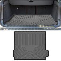 Für BMW X5 F15 2013-2018 Auto Cargo Liner Allwetter TPE Rutschfeste Trunk Matten wasserdichte Stiefel TRAY CARPET Interior Zubehör